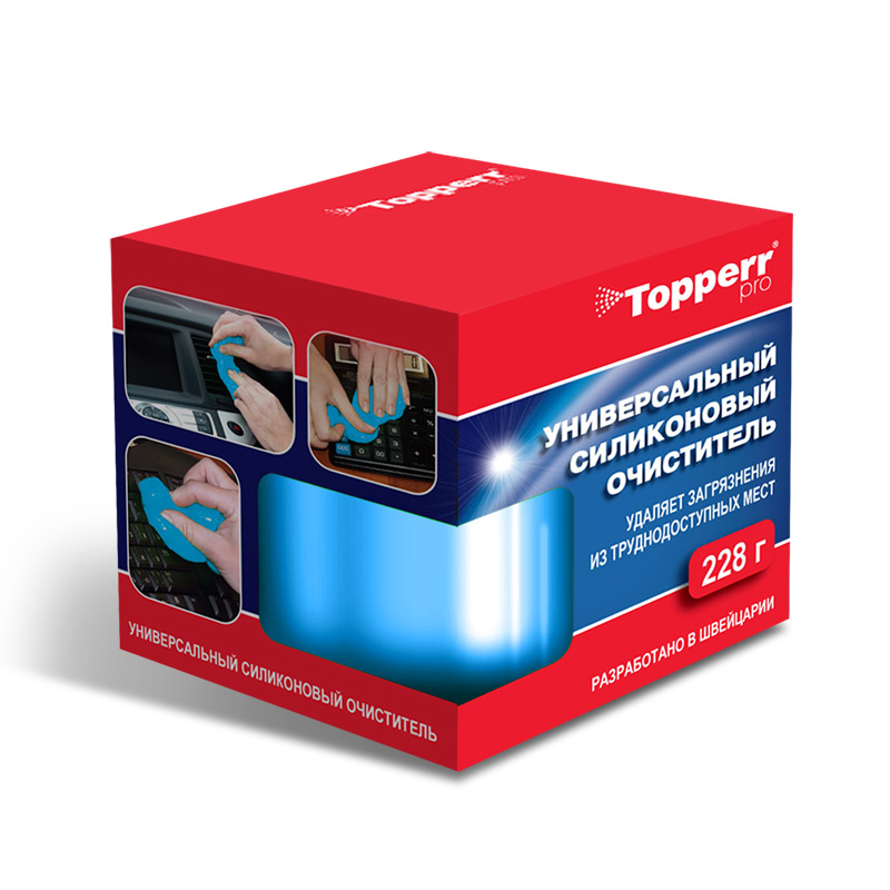 Чистящие средства Topperr Real Brand Technics 94.000