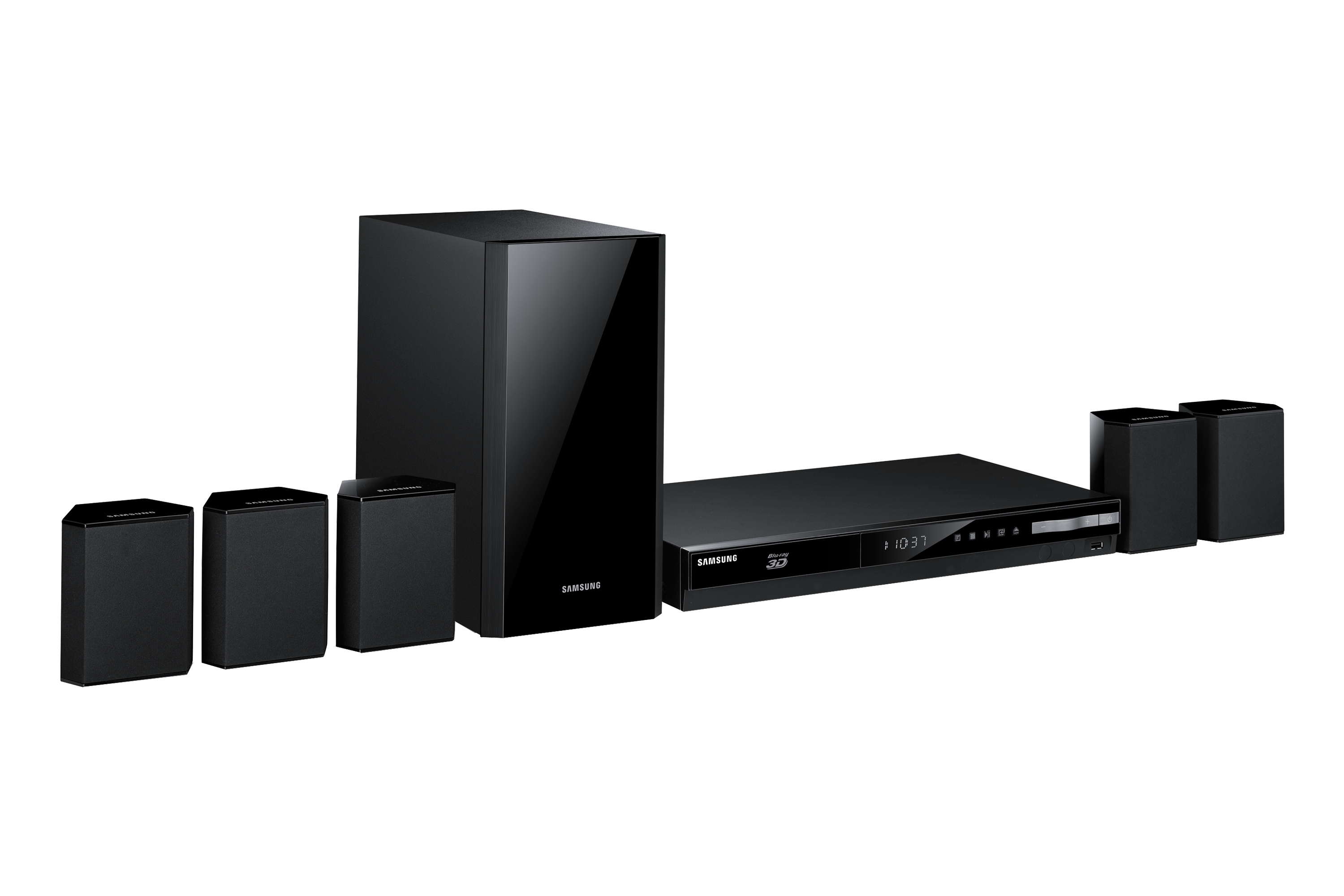 Домашний кинотеатр Blu-Ray Samsung Real Brand Technics 8990.000