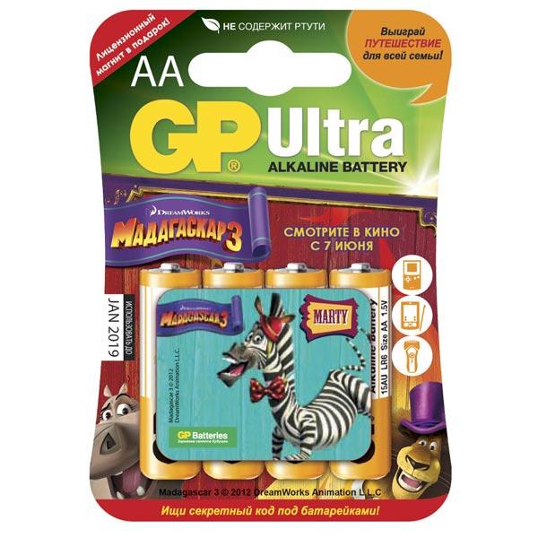 Батарейки Gp Real Brand Technics 47.000