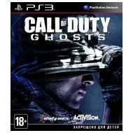 Фото Call of Duty Ghosts PS3 русская версия