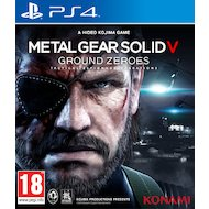 Фото Metal Gear Solid V: Ground Zeroes (PS4 русские субтитры)