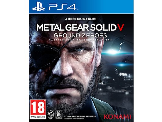 Metal Gear Solid V: Ground Zeroes (PS4 русские субтитры)
