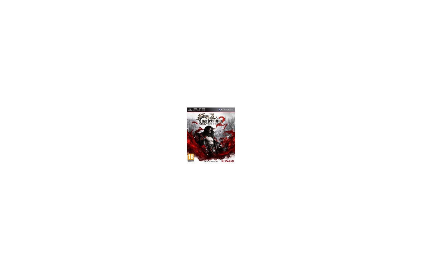 Castlevania: Lords of Shadow 2 PS3 русская документация