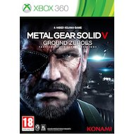 Фото Metal Gear Solid V: Ground Zeroes (Xbox 360 русские субтитры)