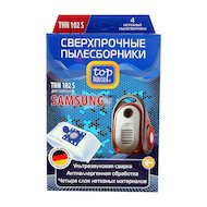 Пылесборники TOP HOUSE 64904 THN 102 S Для Samsung тип VP-77 4шт