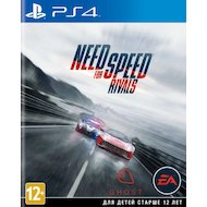 Фото Need for Speed Rivals (PS4 русская документация(