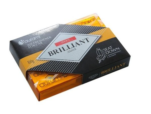 Ароматизатор  AURAMI BRILLIANT Дыня 160гр.