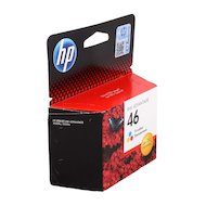 Картридж струйный HP 46 /CZ638AE/ Tri-Colour Ink Advantage 2020hc/2520hc