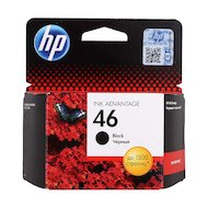 Картридж струйный HP 46 /CZ637AE/ Black Ink Advantage 2020hc/2520hc