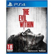 Фото Evil Within (PS4 русские субтитры)