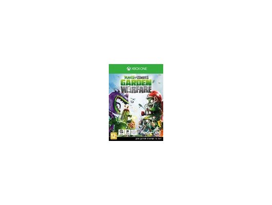 Plants vs. Zombies Garden Warfare (Xbox One русская документация)