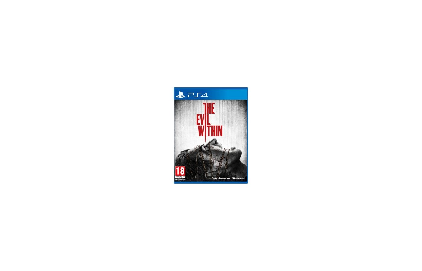 Evil Within (PS4 русские субтитры)