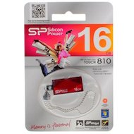 Фото Флеш-диск Silicon Power 16Gb Touch 810 SP016GBUF2810V1B USB2.0 синий