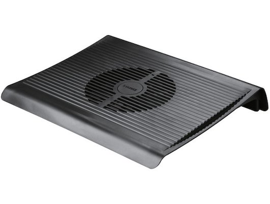 "Подставка для ноутбука Xilence M200 (COO-XPLP-M200) 15""/1x140mm FAN/Plastic/Black"