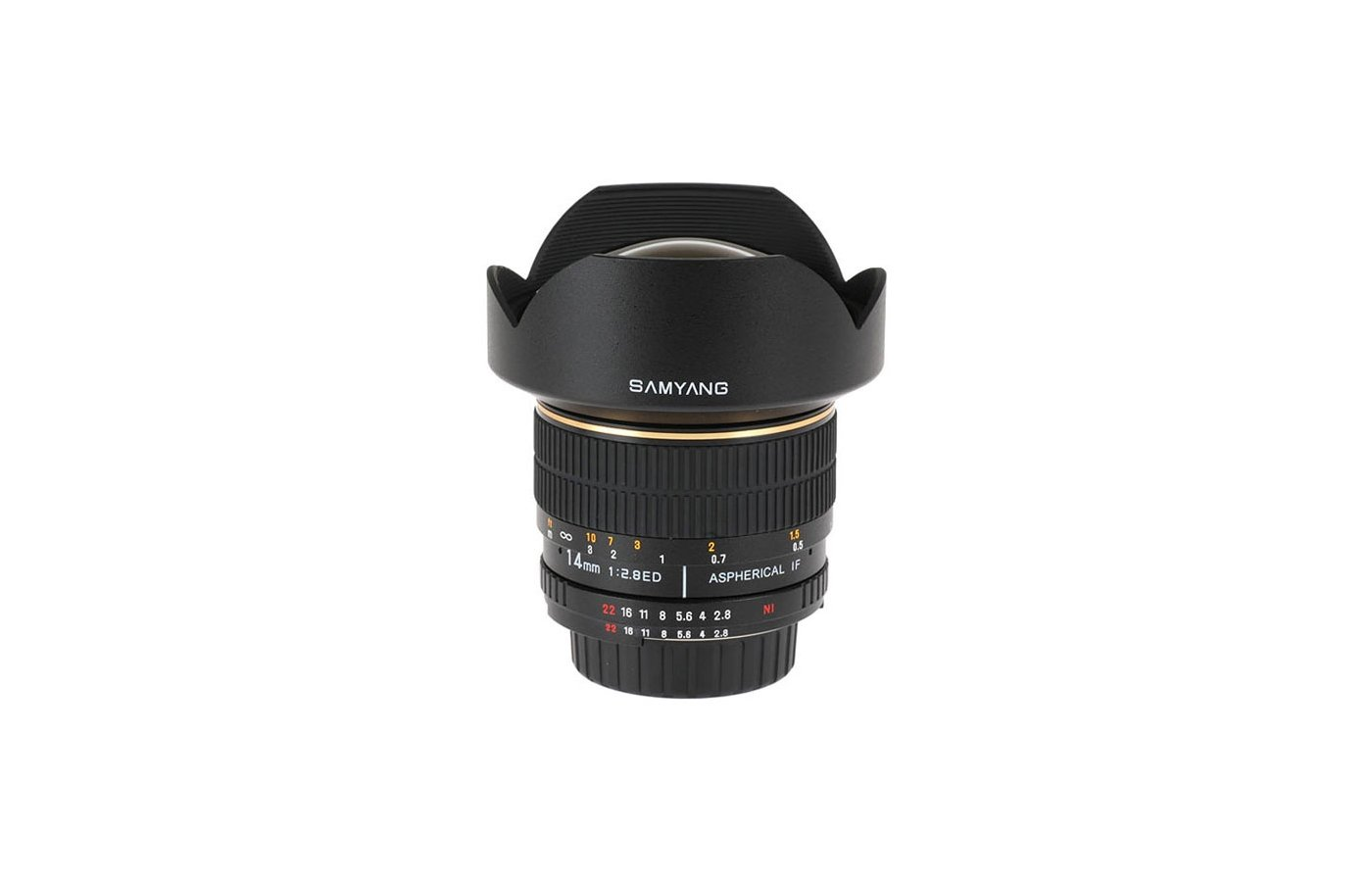 Объектив SAMYANG MF 14mm f/2.8 ED AS IF UMC Sony A