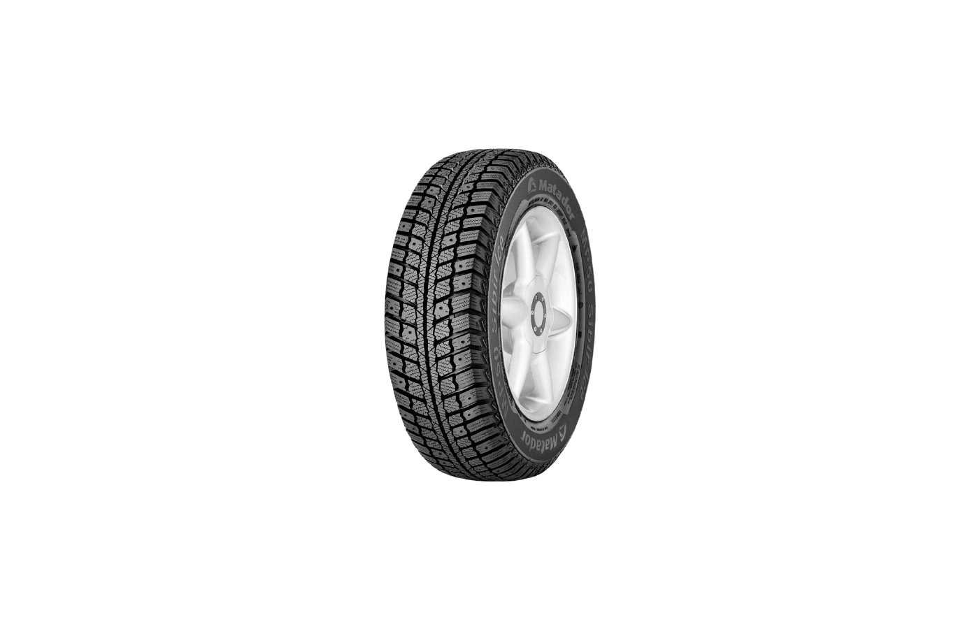 Шина Matador MP 50 Sibir Ice 195/65 R15 TL 91T шип