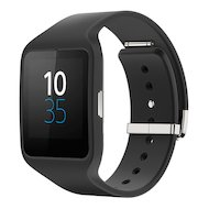 Смарт-часы Sony smartwatch 3 swr50 черный