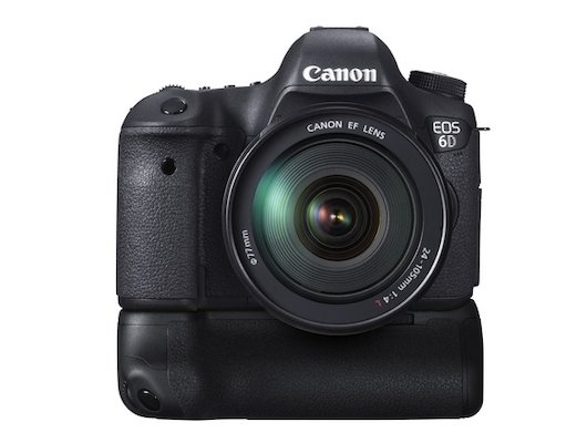 Фотоаппарат зеркальный CANON EOS 6D Kit 24-105 IS STM