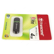 Флеш-диск USB 2.0 Transcend Jet Flash 300 4Gb (TS4GJF300)