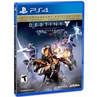 Фото Destiny The Taken King Legendary Edition (PS4 англ. версия)