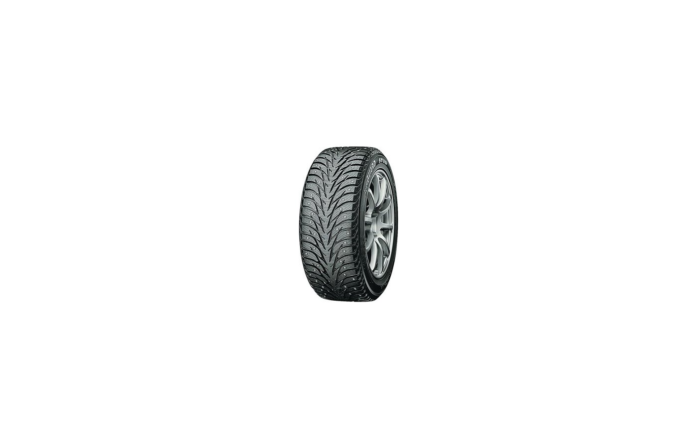 Шина Yokohama Ice Guard IG35 Plus 255/55 R18 TL 109T XL шип