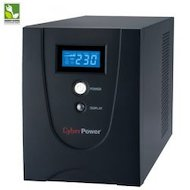 Блок питания CyberPower VALUE1500EILCD 1500VA/900W USB/RS-232/RJ11/45 (6 IEC)