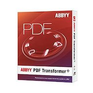 Фото Компьютерное ПО Abbyy PDF Transformer+, BOX (AT40-1S1B01-102)