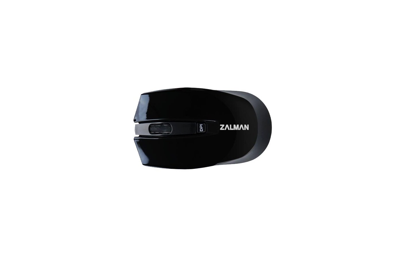 Мышь беспроводная Zalman ZM-M520W USB 1600dpi 2.4Ghz Wireless Avago A3000 sensor black