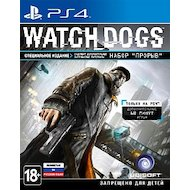 Фото WatchDogs PS4 русская версия