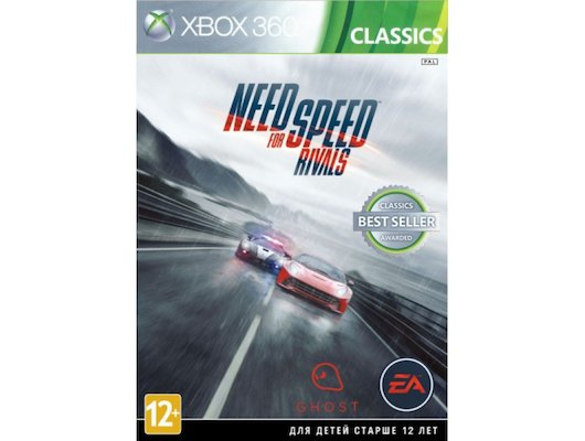 Need for Speed Rivals (Classics) Xbox 360 русская версия