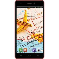 Смартфон Bq bqs-5006 los angeles red