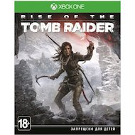 Фото Rise of the TOMB RAIDER для Xbox One. Рус. версия (PD5-00014)