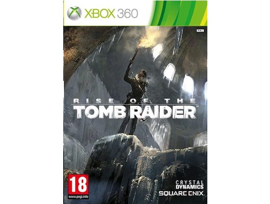 Rise of the TOMB RAIDER (PD7-00014) Xbox360