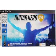 Guitar Hero Live Bundle .Гитара + игра. (PS3)
