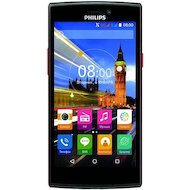 Смартфон PHILIPS S337 Black Red