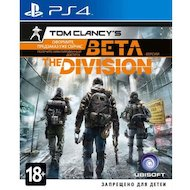 Фото Tom Clancys The Division. Стандартное издание PS4 русская версия