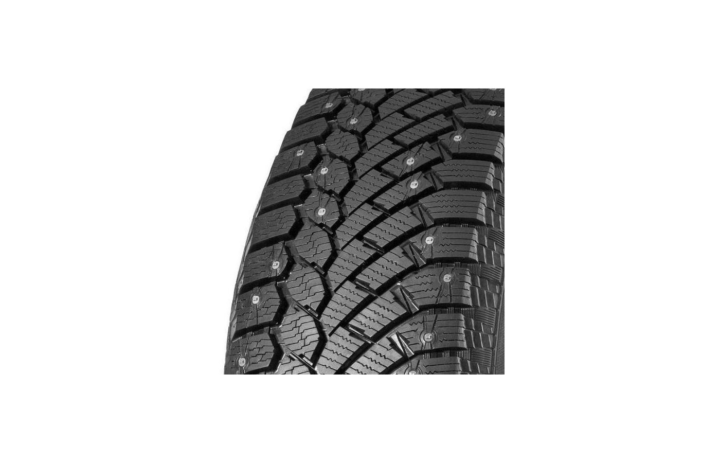 Шина Continental ContiIceContact 2 215/55 R17 TL 98T XL шип