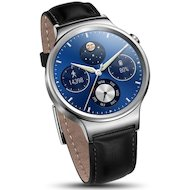 Смарт-часы Huawei watch classic silver (mercury-g00 leather)