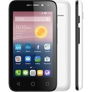 Смартфон Alcatel PIXI 4 4034D Pure white