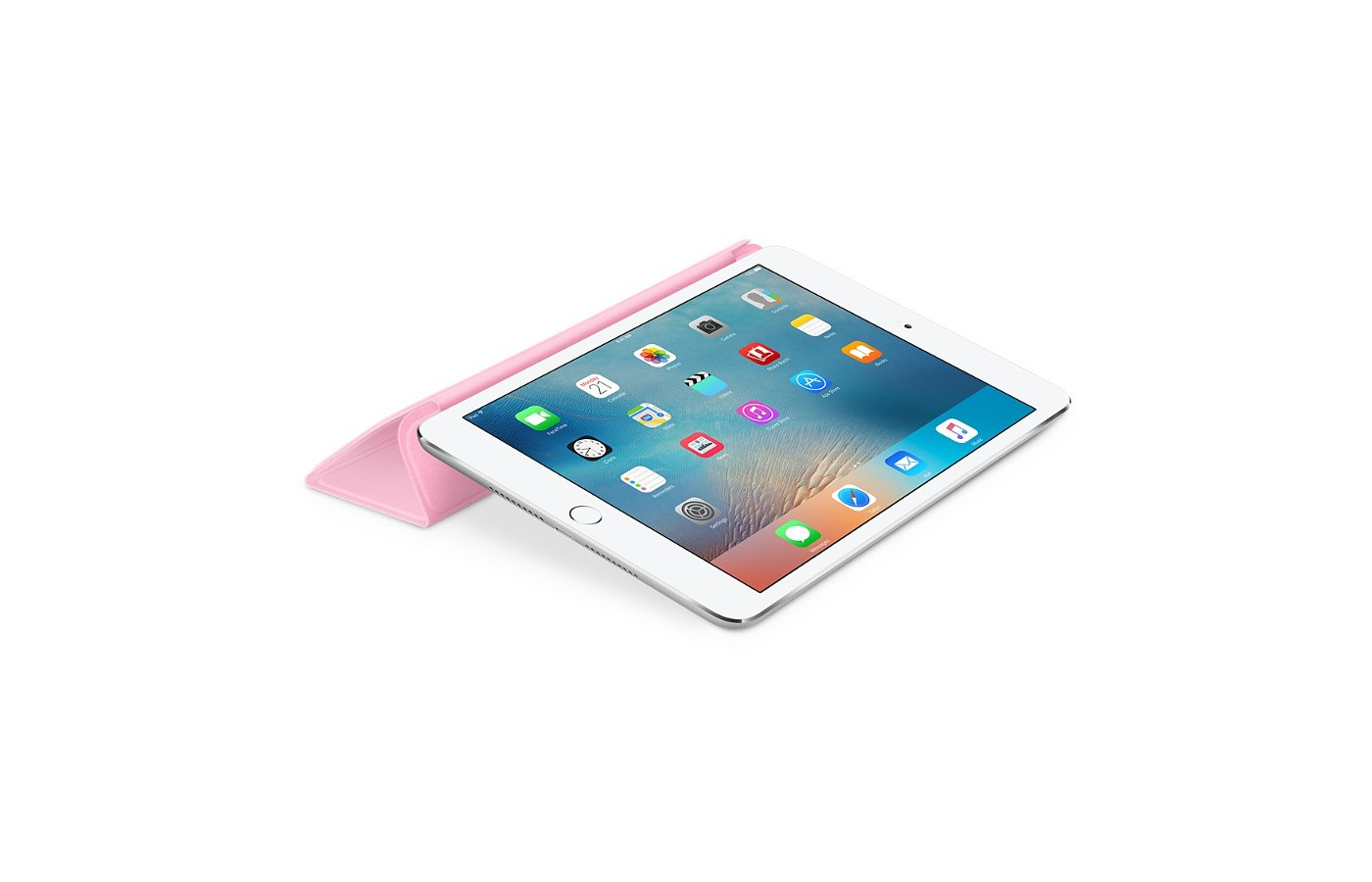 Чехол для планшетного ПК Apple iPad mini 4 Smart Cover - Light Pink (MM2T2ZM/A)