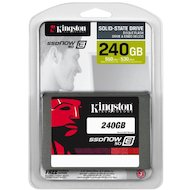 SSD жесткий диск Kingston 240GB SSDNow SE50S37/240G SATA 3 2.5 (7mm height)
