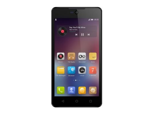 Смартфон Micromax Q340 Canvas Selfie 2 Red