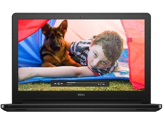 Ноутбук Dell Inspiron 5555-0394 AMD A8 7410/4Gb/500Gb/R5 M335 2Gb/15.6/DVDRW/WiFi/Win10