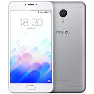 Смартфон Meizu M3 Note 16Gb silver white