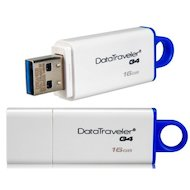 Фото Флеш-диск USB 3.0 Kingston 16Gb DataTraveler G4 (DTIG4/16Gb)