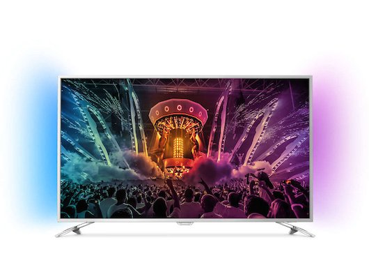 4K (Ultra HD) телевизор PHILIPS 49PUS 6501/60