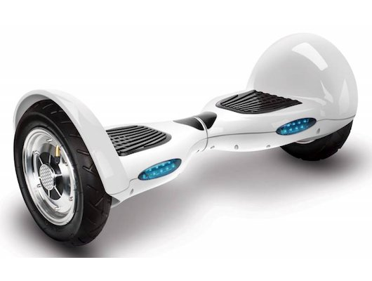 "Гироскутер Cactus CS-GYROCYCLE_SUV_WT 10"" 5800mAh белый"