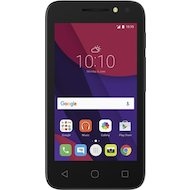 Смартфон Alcatel PIXI 4 4034D black/pink