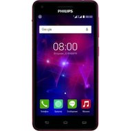Смартфон PHILIPS V377 Xenium Black/Red