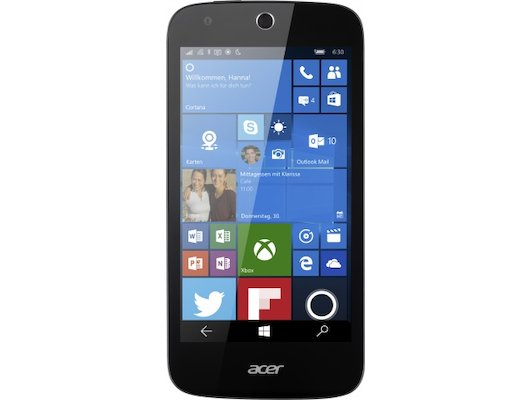 Смартфон Acer Liquid M330 8Gb black